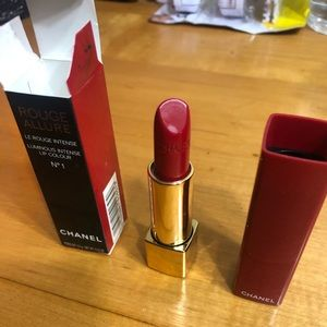 New Chanel Rogue Allure Lipstick Holiday Edition